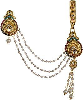 Taj Pearl Traditional Half Kamar Bandh