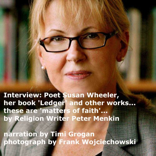 Interview: About Poet Susan Wheeler audiobook cover art