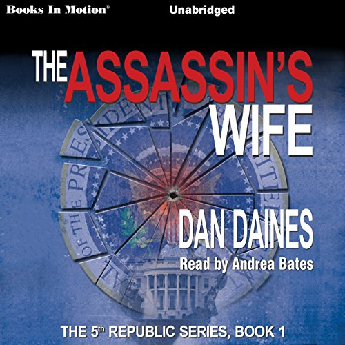 The Assassin's Wife audiobook cover art
