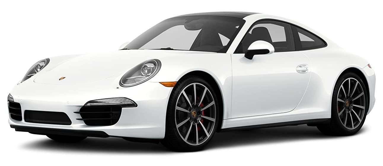 2014 Porsche 911 4s 2 Door Targa White