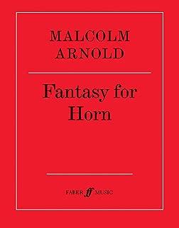 malcolm arnold fantasy for horn