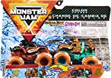 Monster Jam 6044943 Vehículo niños, modelos surtidos, paquete de 2