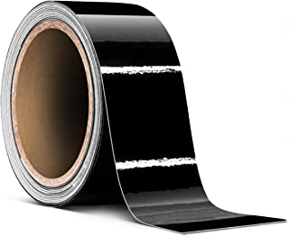 3M 1080 Black Gloss Vinyl Detailing Wrap Pinstriping Tape 20ft Roll (2 Inch x 20ft roll)