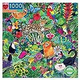 Eeboo, Amazon Rainforest Puzzle 1000 Piece