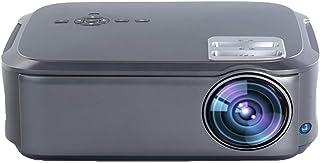 جهاز عرض واي فاي ZFDMDD، فل اتش دي 1920 * 1080P سوبورت AC3 4K على الإنترنت فيديو أندرويد 10 سمارت فيديو LED بروجكتر للمسرح...