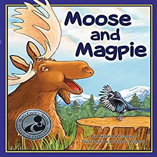 Moose and Magpie audiobook cover art