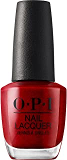 OPI Nail Lacquer An In Red Square, Red, 15 ml
