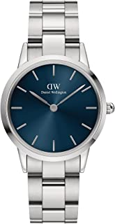 Daniel Wellington Iconic Link Arctic 32 DW00100459 Watches