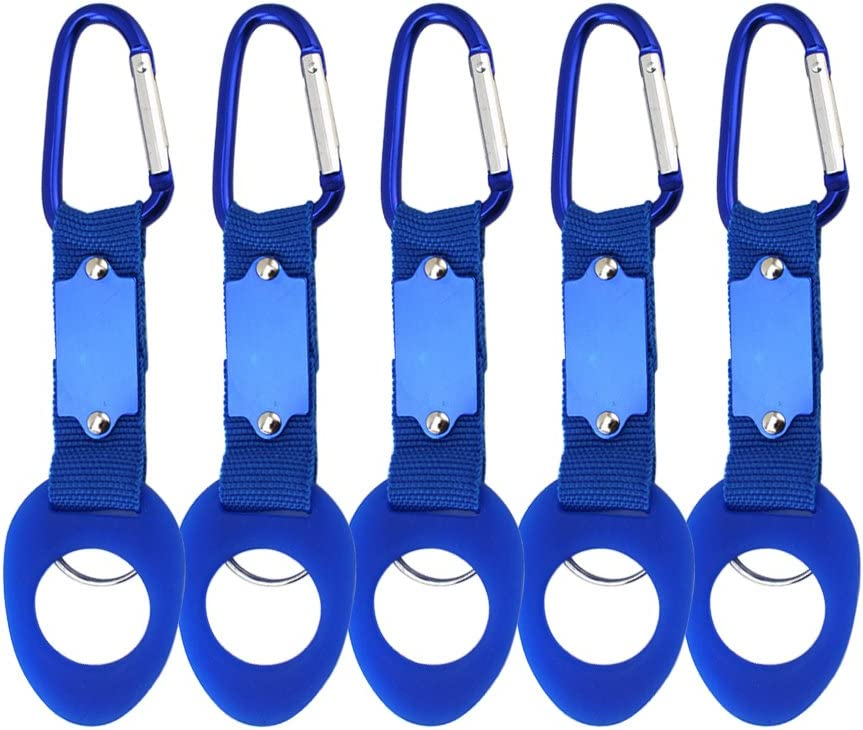 Silicone Kettle Buckle Multi-function Outdoor Camping Hiking Water Bottle Holder