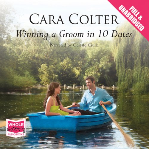 Winning a Groom in 10 Dates cover art