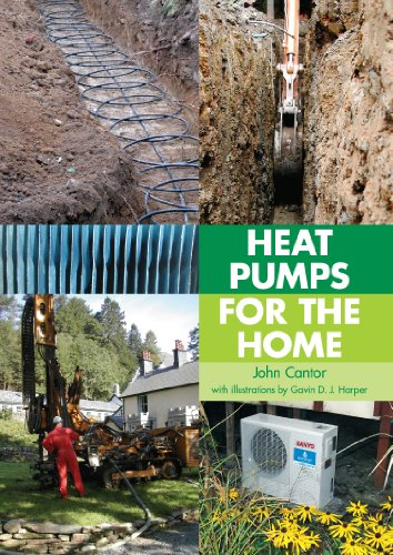 Heat Pumps for the Home (English Edition)