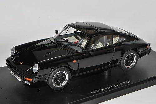 Porsche 911 Carrera Coupe Schwarz3.0 Turbo G-Modell 1973-1989 78013 1 18 AutoArt Modell Auto
