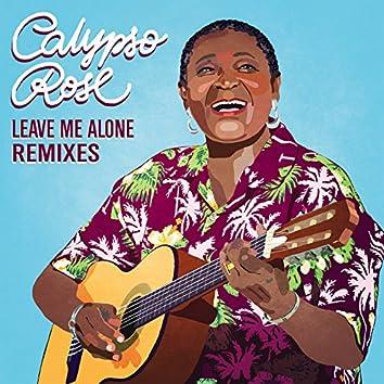 Leave Me Alone (feat. Manu Chao) [Remixes]