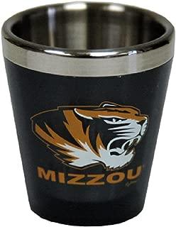 NCAA Missouri Tigers Acrylic Shotglass