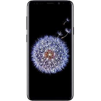 Samsung Galaxy S9 Smartphone - Midnight Black - GSM Only - International Version (Renewed)