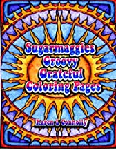 Sugarmaggies Groovy Grateful Coloring Pages (Volume 1)