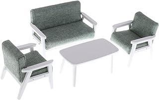 Amazon.es: mini sofas - Accesorios para casas de muñecas ...