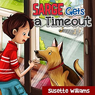 Sarge Gets a Timeout audiobook cover art