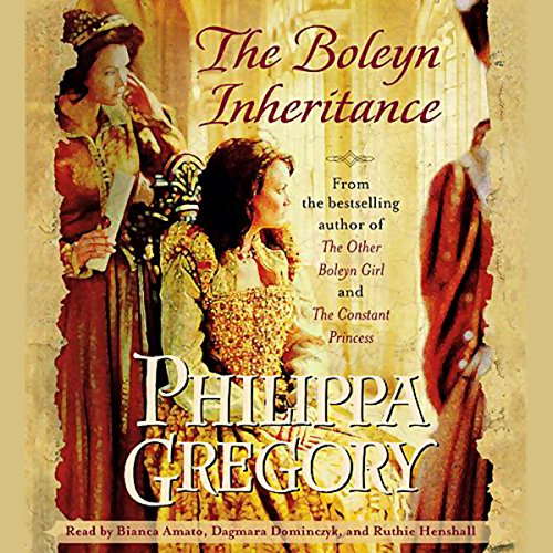 The Boleyn Inheritance cover art