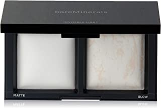 BareMinerals Invisible Light Translucent Powder Duo for Women - 0.31 oz