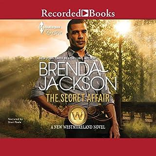 The Secret Affair audiobook cover art