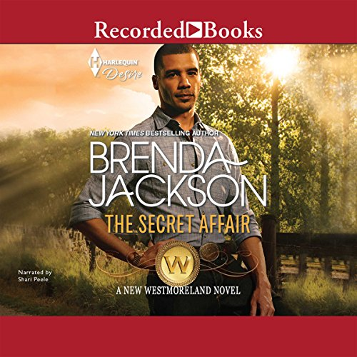 The Secret Affair audiobook cover art