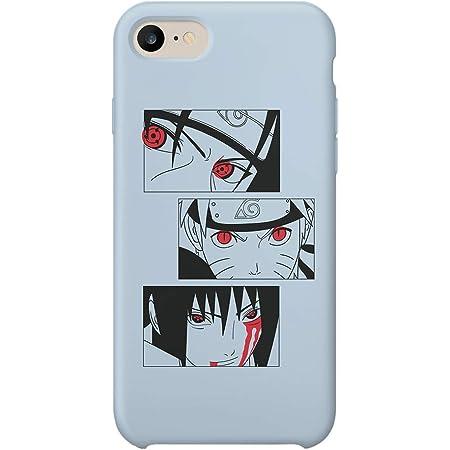 Naruto Cartoon Box Power Action iPhone 6 7 8 X Plus étui pour ...