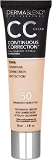 Dermablend Continuous Correction CC Cream, Shade: 15N, 1 fl. oz.