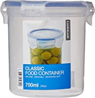 Lock & Lock HPL932D Round Tall Food Container 700ML
