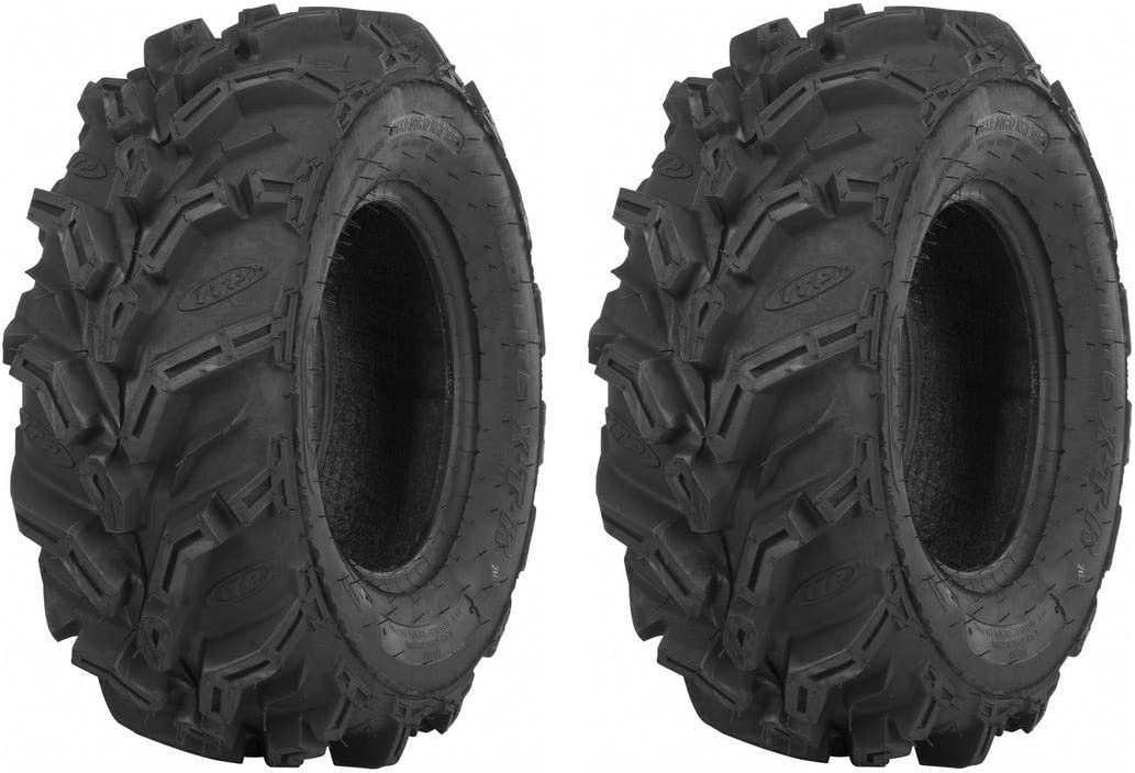 New Gorgeous supreme ITP Mud Lite XTR Front Tires - x 8 C 12 25 Arctic 2010