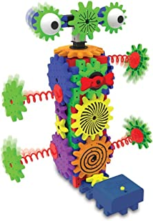 The Learning Journey Techno Gears Wacky Robot Toy, Multi-Colour