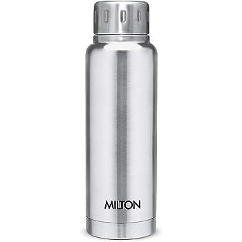 Milton Elfin Thermosteel Flask, 300ml (Silver)