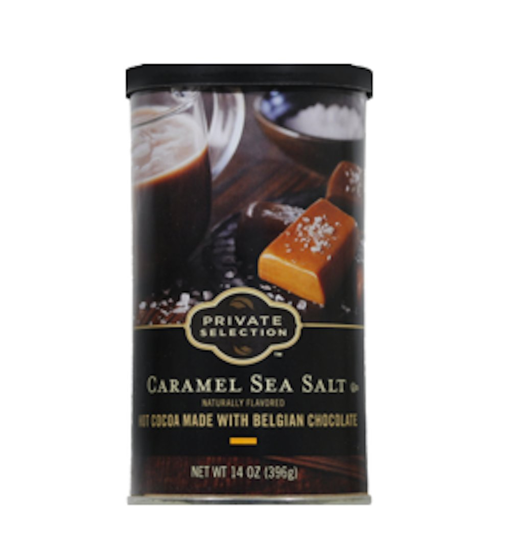 Private Selection Caramel Sea High quality Salt Cocoa 2 Pack New products, world's highest quality popular! Hot of