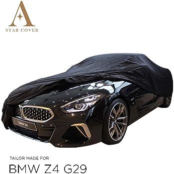 Couvre Auto 100/% /ÉTANCHE LA Pluie ET UV R/ÉSISTANT Noir Housse B/ÂCHE Voiture Hiver Star Cover Housse EXT/ÉRIEUR Compatible avec Maserati GRANTURISMO LIVR/É Rapide