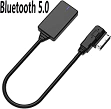 Audi Aux Bluetooth Adapter VW Audi AMI MMI MDI Bluetooth 5.0 Audio Music Cable for iPhone Android Bluetooth Devices (for MMI 3G Only)