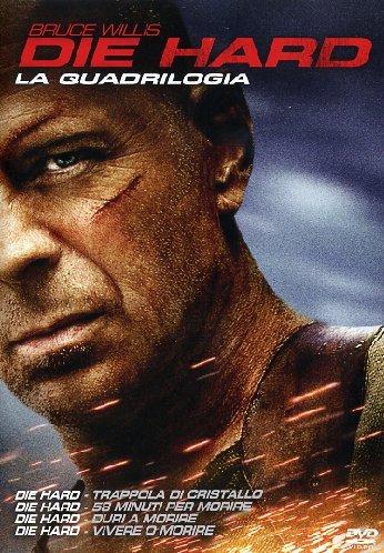 Die Hard - La Quadrilogia (4 Dvd)