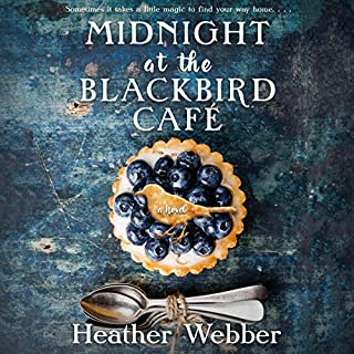 Midnight at the Blackbird Cafe audiobook cover art