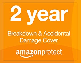 Amazon Protect 2 year Breakdown & Accidental Damage Cover for Small Kitchen Appliances from £10 to £19.99