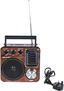 Nevica NV-343R Rechargeable Radio