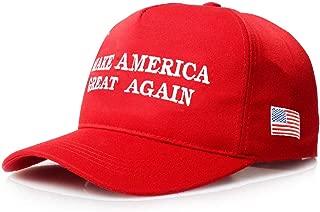 Make America Great Again Hat Trump 2020 Keep America Great MAGA Hat Adjustable 3D Embroidery Baseball Hat
