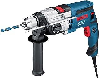 Bosch Professional GSB 19-2 RE - Taladro percutor (850 W, 0 – 1000 / 3000 rpm, máx. perforación hormigón 19 mm, en maletín)