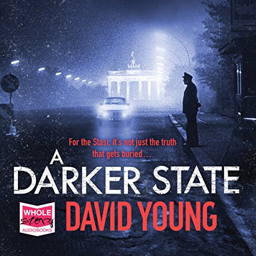 A Darker State cover art
