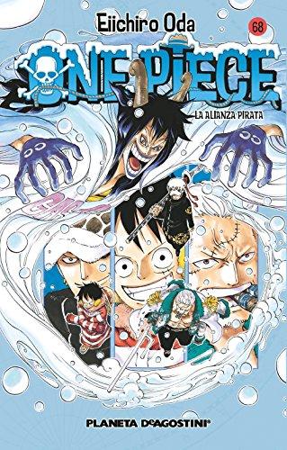 One Piece nº 68: La alianza pirata (Manga Shonen)