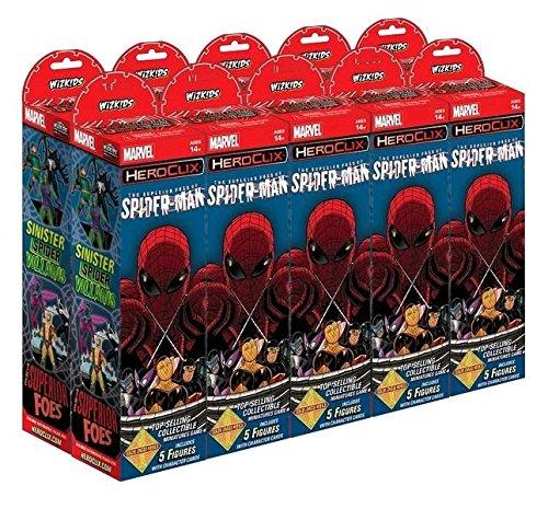 Superior Foes of Spider-Man Booster Brick Marvel Heroclix