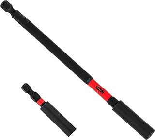 Saxton 60 mm och 152 mm lång slagkraft borrmaskin stark magnetisk bithållare passar Milwaukee Dewalt Bosch etc