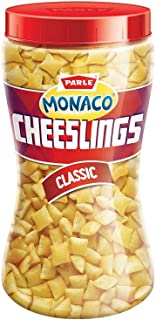 Parle Cheeslings, Classic Biscuits, 150 gm