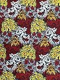 Roya Textil-Baumwollstoff inspiriert von afrikanischer Mode
