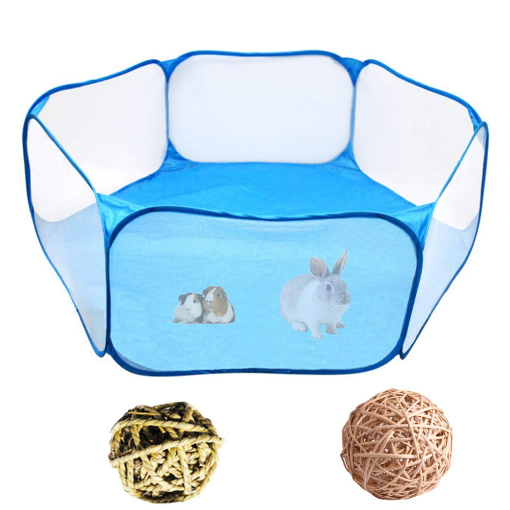 Foldable Breathable Transparent Chinchillas Hedgehogs