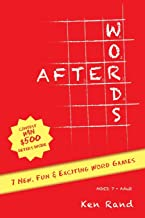 Afterwords: 7 New, Fun & Exciting Word Games