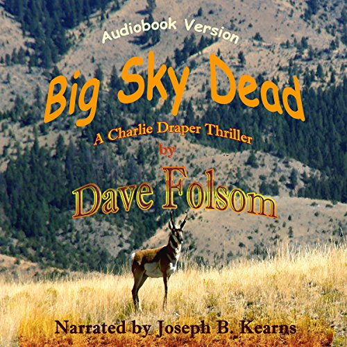 Big Sky Dead audiobook cover art